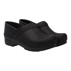 * PROFESSIONAL CLOG BLACK OILED