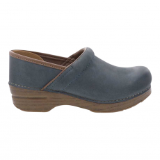 * PROFESSIONAL CLOG BLUE BURNISHED