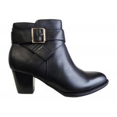 .TRINITY ANKLE BOOT WIDE WIDTH *CLEARANCE PRICED*