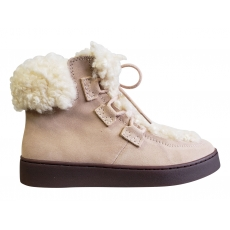 *OAK LACE UP BOOTIE*