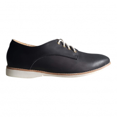 * DERBY BLACK LEATHER