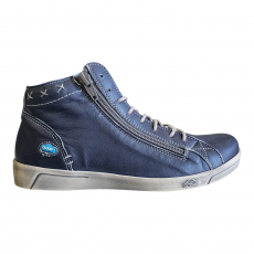 * AIKA BOOT BLUE BRUSHED